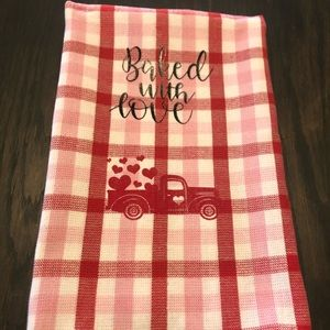 Valentine's Kitchen Towel